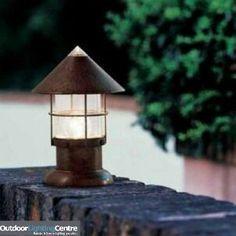 Image result for pedestal lights outdoor