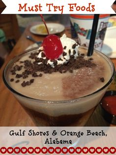 Must Try Foods on the Alabama Gulf Coast -- Where and what to eat in Gulf Shores and Orange Beach Alabama.