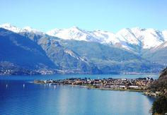 Dervio lago di Como  www.adrenakite.it