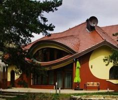 Architecture, Marvelous Polish Residence With Unusual Architectural Features Extraordinary Polish Residence; Houses In Poland, Art Nouveau, Gothic, 21st Century Homes, Unique Architecture, House Architecture, Architectural Features, Modern Exterior, Window Design