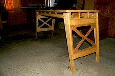 Woodworking plans Folding Work Table Plans free download Folding work table plans I ve been looking for a really good folding workbench design that I could use to You can also download detailed plans for thi