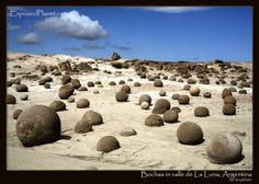 Huge stone megalithic balls were discovered in the Diquis Delta of Costa Rica. Since the 1930's, hundreds of these stone balls have been documented, ranging in size from a few centimeters to over two meters in diameter and some weigh as much as 16 tons. Almost all of them are made of granodiorite, a hard, igneous stone. It is unknown who or even how these stone balls were created.