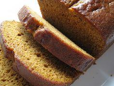 Pão de abóbora proteico sem gluten