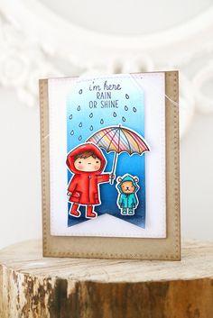 Just ME: Chance of Rain {mama elephant}