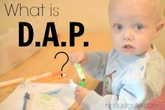 Developmentally appropriate practice, or why it's okay if my son isn't able to read at age 4