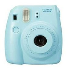 FujiFilm Instax Mini 8 Camera, Blue 16273439