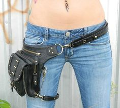 OMG sexy - biker woman purse or conceal carry, oh sweet jeezus i want this so bad!