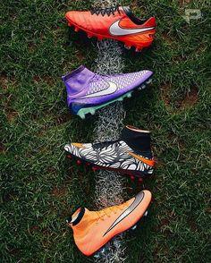 """#metalflashpack Pic @prodirectsoccer Usa el hashtag #total_soccer_ o envianos DM para que publiquemos tus botas. #niketiempo #nikefootball #Nike…"""