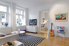 Maison du Chocolat: Apartamento Sueco 57m2