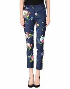 Erdem floral print cropped pants