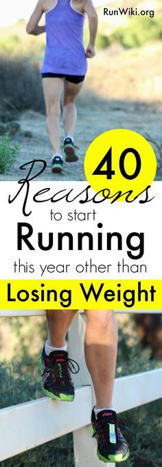 There are so many great reasons to run other than losing weight. Start your new year off the right way by running for your emotional well-being--it is the only way to make it a permanent habit. Ditch the resolutions and get healthy from the inside out. Tips | motivation | quotes | for beginners |  half marathon | training plan | clothes | shoes