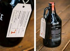 The Freehouse Growler designed by Bolster.