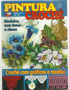 riscos e bicos de croche - catia amelia Abrunhoza - Picasa Albums Web
