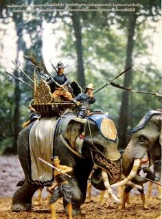 In the Battle of Nong Sarai.18th January1591 the personal battle between Naresuan and Minchit Sra was  to become a highly romanticized historical scene known as the Elephant battle (สงครามยุทธหัตถี Songkram Yuddhahatthi).Minchit Sra was killed in the encounter.