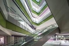 Singapore University of Technology and Design- Singapore- UNStudio + DP Architects