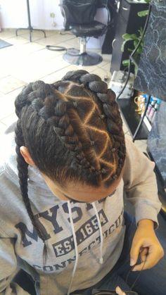 #trenzas maravillosas para niñas  #hairstyles #peinados