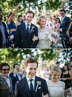 Gretchen and Gordon - Hawksmoor House Wedding