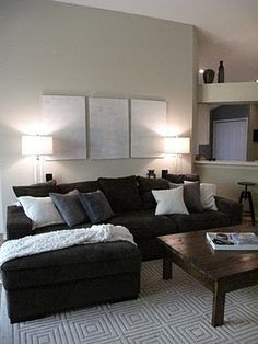 my old living room. @Jenny Nicole - almost same layout as my lounge. Thanks for posting ;-)