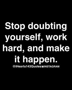 You're doing great...keep the momentum...stay focused on the goal...you got this...