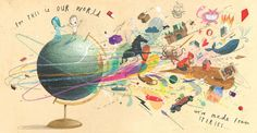 Oliver Jeffers-Picture Books-A Child of Books