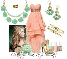 """""""Mint Condition"""" necklace, """"Minty Fresh"""" earrings. """"Illusions"""" bracelet, """"Down to the Wire"""" ring."""