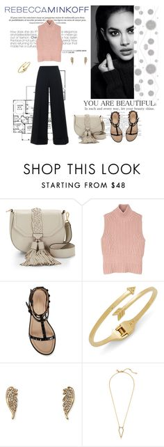 """""""Be U"""" by abbes03 ❤ liked on Polyvore featuring Rebecca Minkoff, Komar, Diesel Black Gold, REGULATION by Yohji Yamamoto, women's clothing, women, female, woman, misses and juniors"""