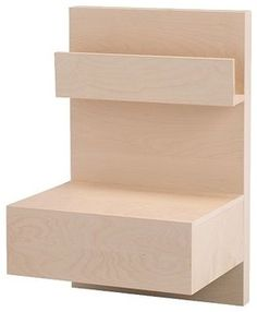 Malm Nightstand Modern Nightstands And Bedside Tables By Ikea