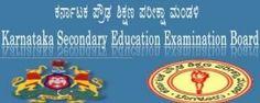 Karnataka SSLC time table 2017, KSEEB 10th Exam Date sheet