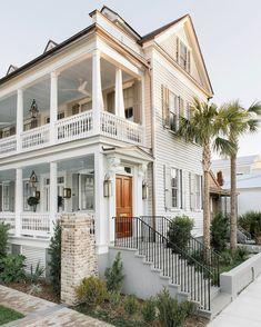 80 awesome plantation homes farmhouse design ideas (5)