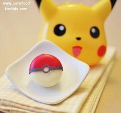 Pokemon Babybel cheese