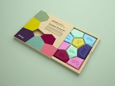 Estimote Stickers are iBeacons that can stick on anything