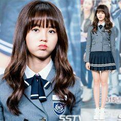 Who Are You School 2015, School Uniform Fashion, Sungjae Btob, Korean Actresses, Korean Style, Korean Fashion, Hello Kitty, Kawaii, Actors