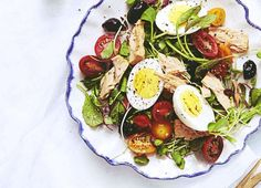 Nicoise Salad Most Delicious Food in France