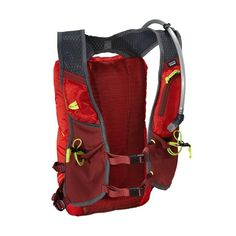 84da00288b Patagonia Fore Runner Vest 10L - Turkish Red THR Patagonia Outdoor,  Hydration Pack, Outdoor