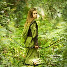 Preteen Girl's Tauriel The Warrior Elf Hobbit Costume: Elf Hobbit, Lotr Elves, Tauriel, Warrior Girl, Fantasy Warrior, Cosplay Outfits, Cosplay Girls, Cosplay Ideas, Wood Elf Costume
