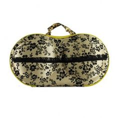 Buy Bra & Panty Organiser Yellow Floral for Buy Bra, Fashion Accessories, Yellow, Floral, Bags, Stuff To Buy, Florals, Handbags, Flowers