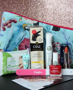 Beauty Box, My Beauty, Oxford, Claire, Eyeshadow, Makeup, Blog, Make Up, Face Makeup
