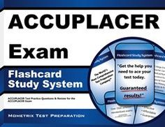 ACCUPLACER Practice Test Questions - Prepare for the ACCUPLACER Test