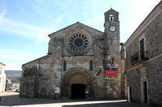 El Monasterio de Santa María de Meira en la provincia de Lugo, es un Monasterio Medieval de la parroquia de Meira que pertenece al municipio del mismo nombre. #Historia #turismo http://www.rutasconhistoria.es/loc/colegiata-de-santa-maria-demeira-lugo
