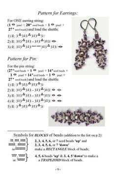 Gallery.ru / Фото #10 - Knotting_Beads_into_Lace Nina Libin - mula