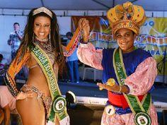 Vencedores recebem o prêmio de R$ 5.000 e R$ 3.000, a rainha e o rei, respectivamente.