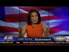 Judge Jeanine ➠ Opens A Can Of Whoop A$$ On Hillary! – BB4SP