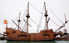El Galeon Ship, St. Augustine