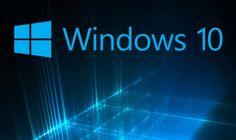 Windows 10 permite buscar nuestras aplicaciones por orden alfabético