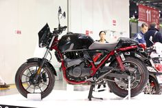 EICMA 2015: From the Exhibition
