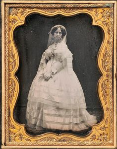 Bride, mid-19th C.