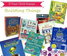 Best of Usborne Building Things Books http://c5614.myubam.com