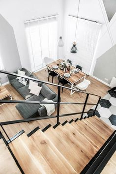 Modern Loft Design by the Urbanist Lab