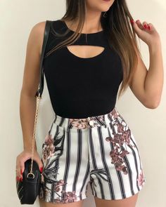 Classy Outfits For Women, Casual Fall Outfits, Outfits For Teens, Trendy Outfits, Cool Outfits, Summer Outfits, Clothes For Women, Girl Fashion, Fashion Dresses