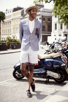 How to wear shorts http://tpmn.co/16wXVM6